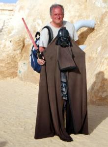 Lord sithów czy rycerz Jedi?