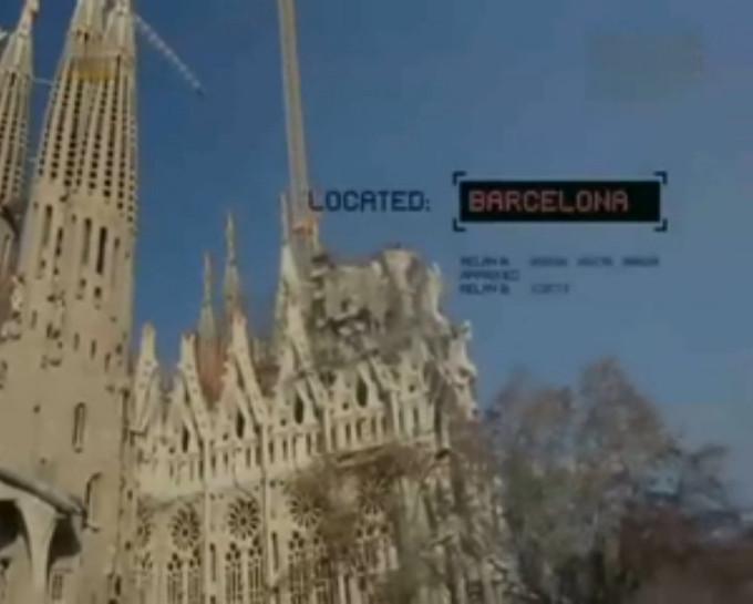 Tożsamość Bourne'a pełni funkcję edukacyjną, lokalizując w głowie amerykańskich widzów dzieła Gaudiego