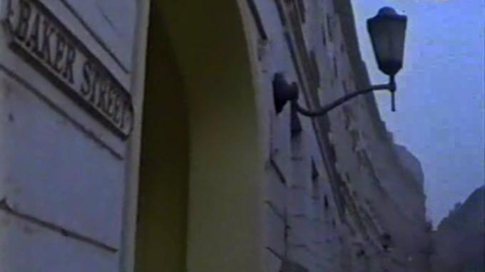Szczyt filmowo-plenerowej ekstrawagancji: Baker Street w Warszawie