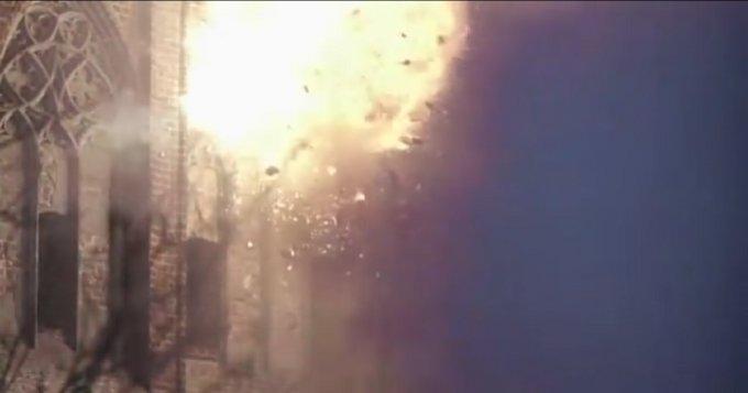 W polskich filmach dziejących się w Malborku brakuje po prostu porządnych eksplozji.