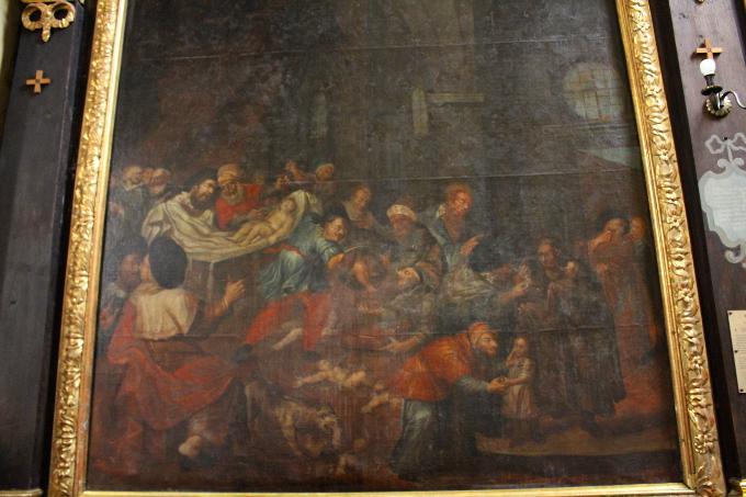 obraz z katedry