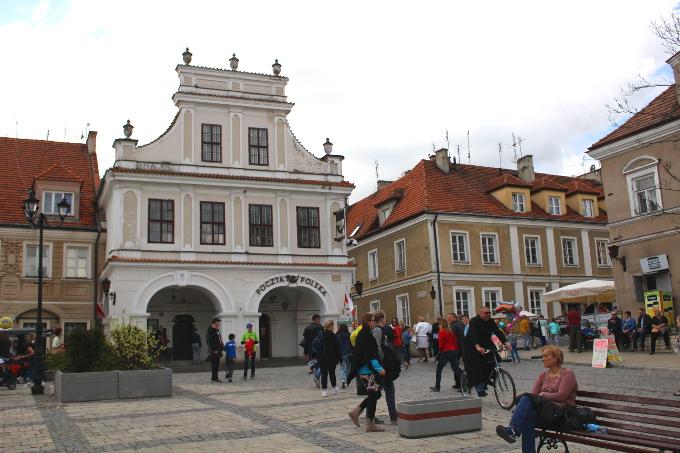 Poczta w Sandomierzu